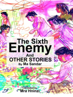 The Sixth Enemy and Other Stories by Ma Sandar