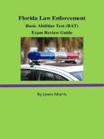 Florida Law Enforcement Basic Abilities Test (BAT) Exam Review Guide