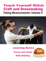 Teach Yourself Stitch Craft and Dressmaking