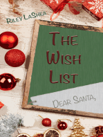 The Wish List (Meddling Friends - Kelsie