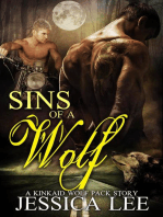 Sins of A Wolf (KinKaid Wolf Pack, #4)