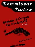 Kommissar Platow, Band 1