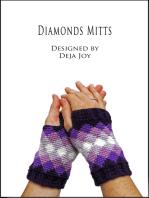 Diamonds Mitts