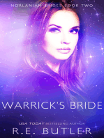 Warrick's Bride (Norlanian Brides Book Two)