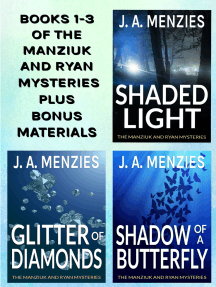 The Paul Manziuk & Jacquie Ryan Mysteries