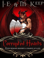 Corrupted Hearts (Epic Fantasy Romance)