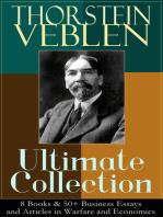 THORSTEIN VEBLEN Ultimate Collection