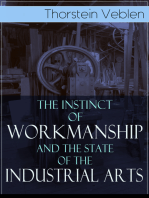 The Instinct of Workmanship and the State of the Industrial Arts