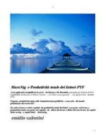 MarxNTG e Produttivita totale dei fattori -PTF