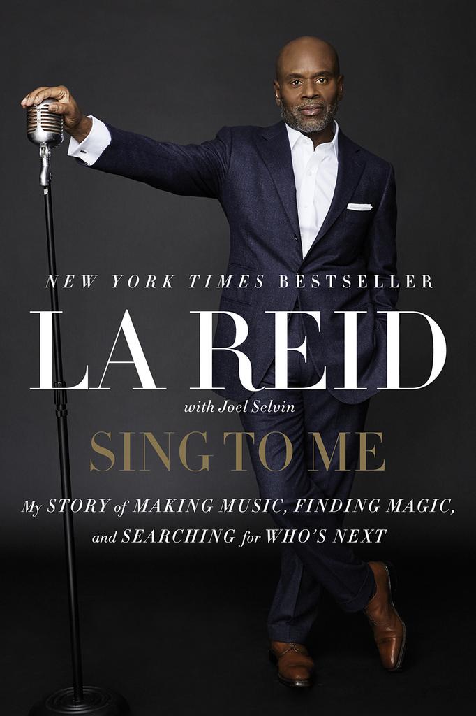 Sing to Me by LA Reid - Read Online
