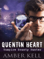 Quentin Heart, Vampire Bounty Hunter