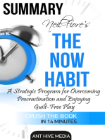 Neil Fiore's The Now Habit