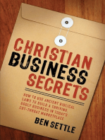 Christian Business Secrets