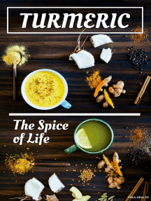 Turmeric, The Spice Of Life