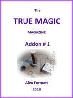 The True Magic Magazine addon #1