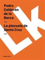 La plazuela de Santa Cruz