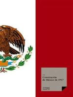 Constitución de México de 1917