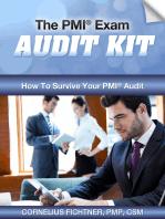 The PMI® Exam Audit Kit