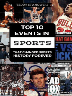 Top 10 Events In Sports That Changed Sports History Forever