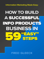 Information Marketing Made Easy