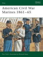 American Civil War Marines 1861–65