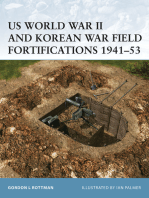 US World War II and Korean War Field Fortifications 1941–53