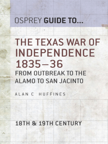 The Texas War of Independence 1835–36: From Outbreak to the Alamo to San Jacinto