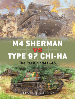 M4 Sherman vs Type 97 Chi-Ha