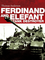 Ferdinand and Elefant Tank Destroyer
