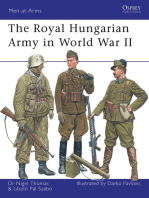 The Royal Hungarian Army in World War II