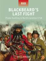 Blackbeard's Last Fight