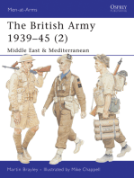 The British Army 1939–45 (2)