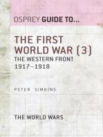 The First World War (3)