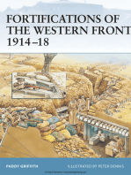 Fortifications of the Western Front 1914–18