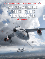 A-3 Skywarrior Units of the Vietnam War