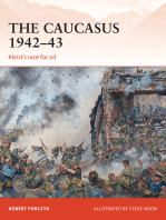 The Caucasus 1942–43