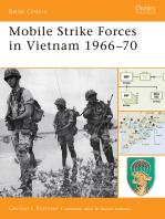 Mobile Strike Forces in Vietnam 1966–70