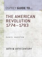 The American Revolution 1774–1783