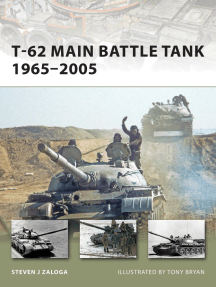 T-62 Main Battle Tank 1965–2005