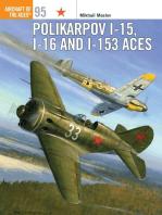 Polikarpov I-15, I-16 and I-153 Aces