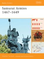 Samurai Armies 1467–1649