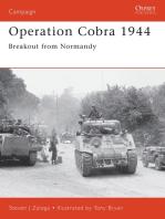 Operation Cobra 1944