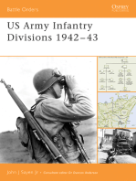 US Army Infantry Divisions 1942–43