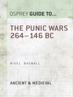 The Punic Wars 264–146 BC