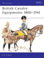 British Cavalry Equipments 1800–1941