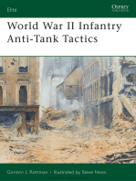 World War II Infantry Anti-Tank Tactics