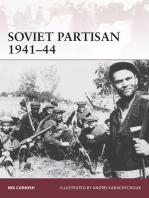 Soviet Partisan 1941–44