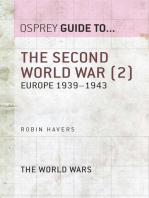 The Second World War (2)