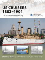 US Cruisers 1883–1904