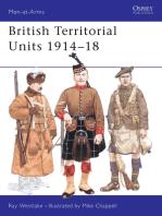 British Territorial Units 1914–18